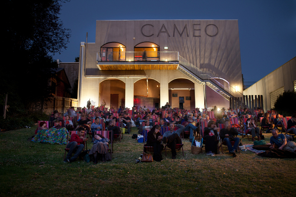 Cameo Cinemas Outdoor
